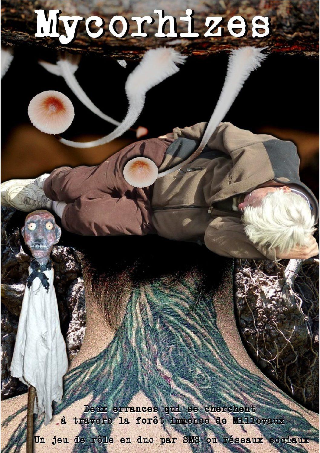 Jeu de rôle court : Mycorhizes par Thomas Munier