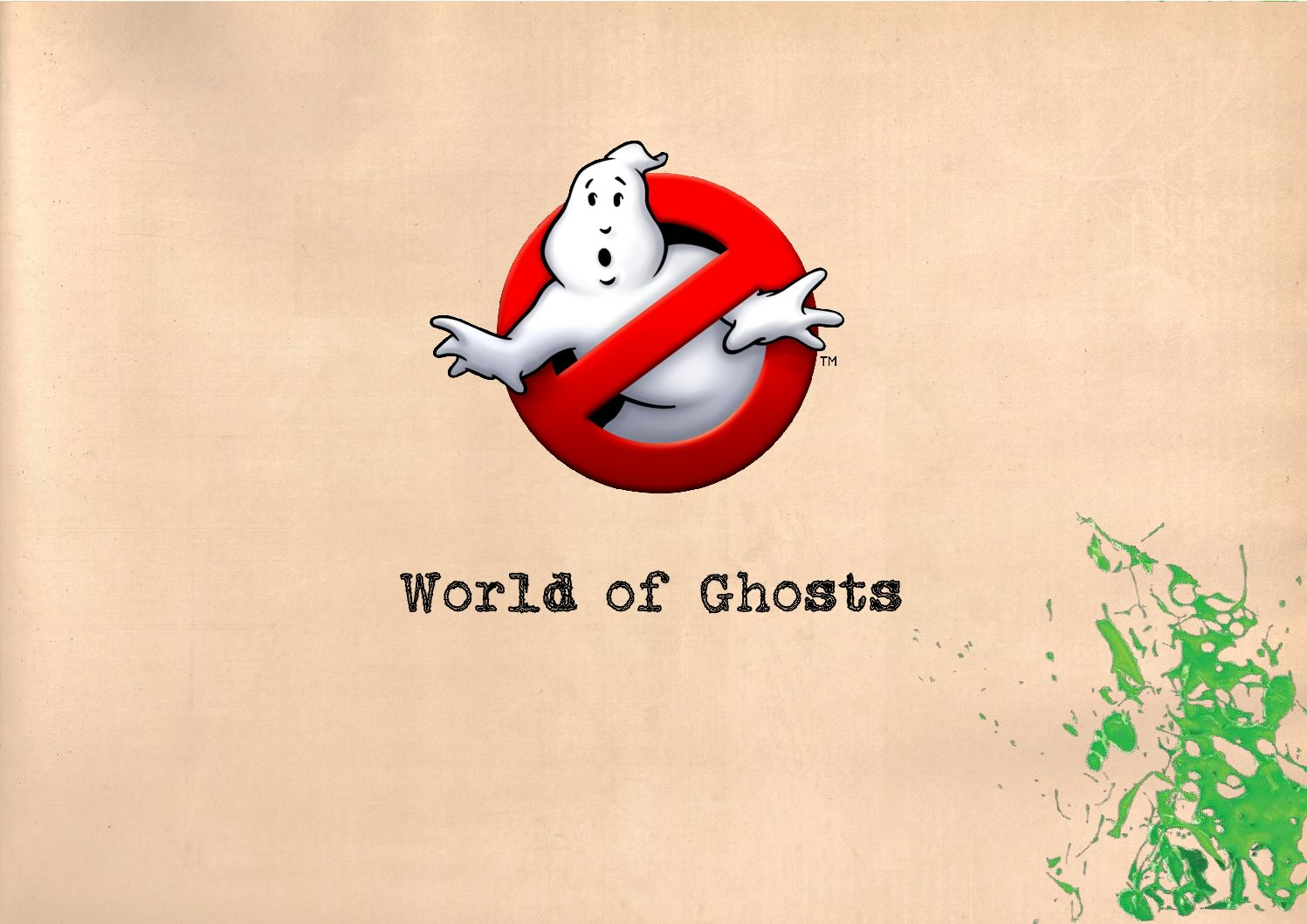 World Of Ghosts